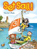 Set Sail! Level 3 Teacher's Book
