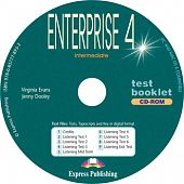 Enterprise 4 Test Booklet CD-ROM