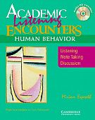 Academic Encounters: Human Behavior - Listening Student's Book with Audio CD