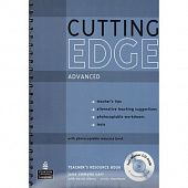 Cutting Edge Advanced Teacher's Resource Book with Test Master CD-ROM