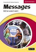 Messages 3 & 4 DVD (PAL/NTSC) and Activity Booklet