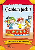 Captain Jack 1 Photocopiable CD Rom