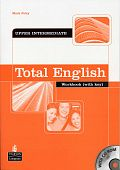 Total English Upper-Intermediate Workbook with key and CD-ROM