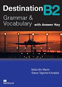 Destination B2 Intermediate Student Book with Key