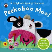 Ladybird Rhyming Flap Board Book: Peekaboo Moo!