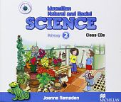 Macmillan Natural and Social Science 2 Class CD