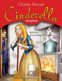 Stage 2 - Cinderella Pupil's Book
