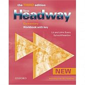 New Headway Elementary Third Edition Workbook (With Key)