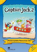 Captain Jack 2 Photocopiable CD Rom