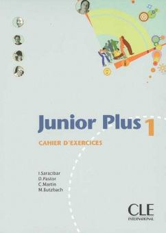 Junior Plus 1 - Cahier d'exercices