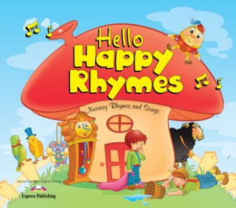 Hello Happy Rhymes Story Book (Big Story Book)