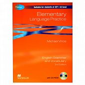 Elementary Language Practice Student's Book without Key + CD-ROM Pack