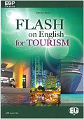 E.S.P. Flash on English for Tourism Coursebook
