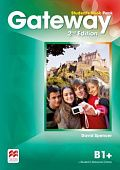 Gateway Second Edition B1+ Student's Book Pack