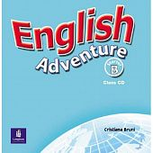 English Adventure Starter B Class CD
