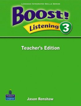 Boost Listening 3 Teacher's Edition