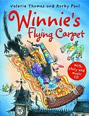 Winnie's Flying Carpet (Paperback + CD)