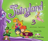 Fairyland 3 Class Audio CDs (set of 3)
