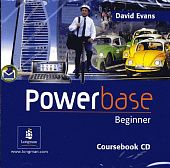 Powerbase Beginners Coursebook Audio CD