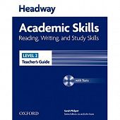 New Headway Academic Skills: Reading, Writing, and Study Skills Level 2 Teacher's Guide with Tests CD-ROM