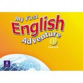 My First English Adventure 1 Flashcards