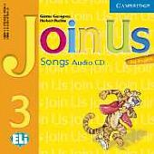 Join Us for English 3 Songs Audio CD (Лицензия)