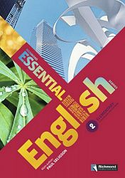 Essential English 2 Course Book Pack
