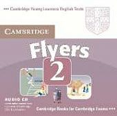 Cambridge Young Learners English Tests (Second Edition) Flyers 2 Audio CD (Лицензия)