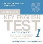 Cambridge Key English Test 1 Audio CDs (2)