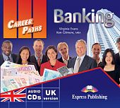 Career Paths: Banking Audio CDs (set of 2)