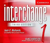 Interchange Third Edition Level 1 Class Audio CDs (3) (Лицензия)