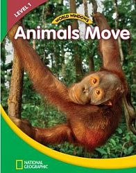 World Windows Science 1: Animals Move Student's Book