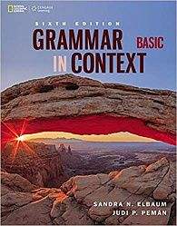 Grammar in Context 6th Ed  Basic Student's Book