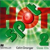 Hot Spot 2 Class Audio CD (2) (Лицензия)