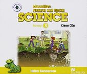 Macmillan Natural and Social Science 3 Class CD