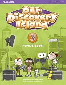Our Discovery Island Level 3 Student's Book Plus Pin Code