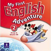 My First English Adventure 2 Song CD