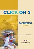 Click On 3 Workbook (Teacher's - overprinted)