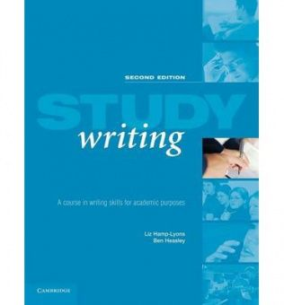 Study Writing Second Edition: A Course in Written English for Academic Purposes