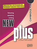 New Plus Cambridge FCE Student's Book (2015)