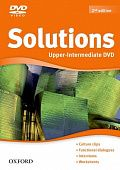 Solutions Second Edition Upper-intermediate DVD