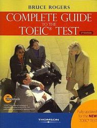 Complete Guide to the Toeic CD-ROM(x1)