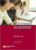 Real English Grammar Book Intermediate to Upper Intermediate with key + CD