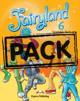 Fairyland 6 Teacher's Book with Posters