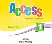 Access 1 Class Audio CDs