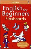 English for Beginners Flashcards (100 cards)