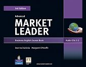 Market Leader 3rd Edition Advanced Coursebook Audio CDs (2) (Лицензия)
