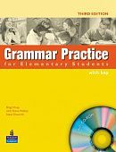 Grammar Practice Third Edition Elementary Book and CD-ROM (without Key)