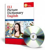 ELI Picture Dictionary English (A1-B1) with CD-ROM
