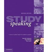 Study Speaking Second Edition: Students book